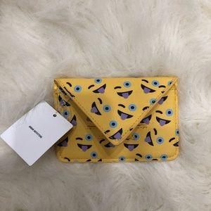 NWT! card case